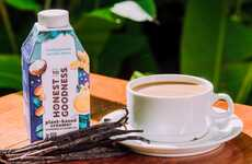 Plant-Based Ethically-Sourced Coffee Creamers - Honest to Goodness is a Purpose-Driven Vegan Creamer