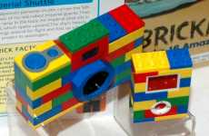 Toy Block Gadgets - LEGO NTX Robotics Include Brick Camera and MP3 Player