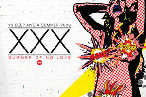 10. Deep 2009 Summer Look Book Helps the Fashionably Challanged
