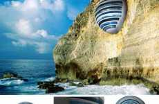 99 Bizarre Global Hotels - Sleep in a Plane, Prison, Museum, Rugby Ball or Glowing Igloo