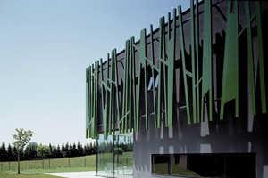 Kadawittfeldarchitektur Austrian Kindergarten Makes Education Green
