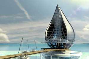 Hi-Tech Resort Design Especially for Humid Coastlines