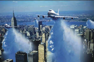 Evergreen B747 Supertanker is the World's Largest