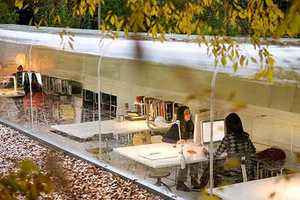 Selgascano Architects Build Their Creative Space in the Woods of Madrid