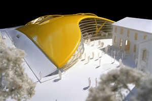 "Exhibit Celebrates Jan Kaplicky, ""Architect of the Future"""