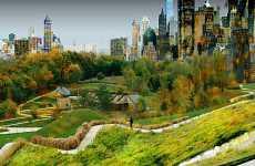 Futuristic Green Capitals - President Nicolas Sarkozy's 2030 Vision for 'Grand Paris&#82