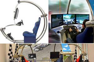 BestSim's Gameframe Offers Real-Life Racing Simulation