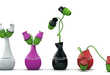 MP3 Player Vases