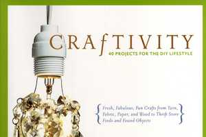 Craftivity Guides you through 40 Projects for the Craft-Friendly Lifestyle