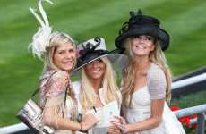 Eccentric Derby Hats