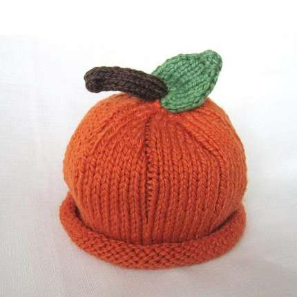 Whimsical Fruit Hats