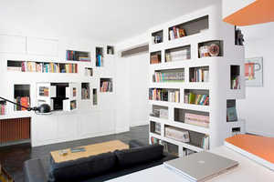 H2O Architects Transforms a Dull Apartment Into Functional Space