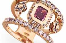 Hunted Treasure Auctions - Priceless Treasure Hunt-Inspired Rings Up for Sale