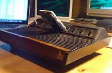 Create Your Own Speakers With an Atari 2600 Shell