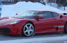 Replacement Eco-Racecars - Ferrari's Newer F430 is a Green Racing Machine