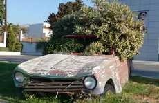 20 New Uses for Old Cars - From Cash for Clunkers to Recycled Vehicle Furniture