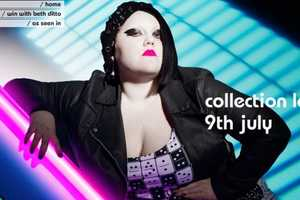 Beth Ditto Teams With Evans for 14-32 Sized Fashions