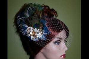 Vintage Headwear Makes a Comeback for Brides & Fashionistas
