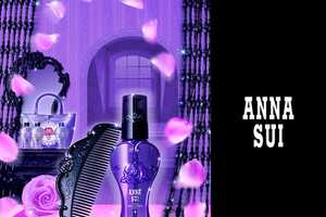 Anna Sui Japan Adds New Hair Care Line
