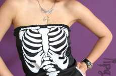 Ribcage Rompers - Anatomical Summer Jumper by Lip Gloss and Black