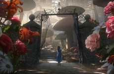 Interactive Wonderlands - Virtual Walkthrough of Tim Burton's Alice in Wonderland