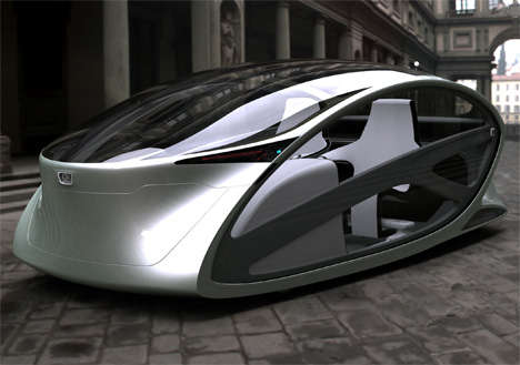 Wall-Climbing Cars - The Peugeot Metromorph Concept Climbs Buildings Like a Spider