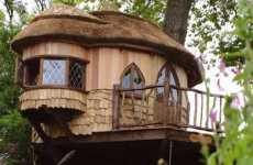 15 Swank Treehouses