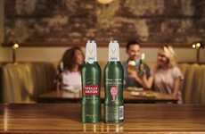 Pandemic Relief Beer Campaigns - Stella Artois' Open for Good Bottles Give Back to Restaurants