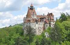 Vaccine-Supplying Tourist Destinations - Dracula's Castle in Romania Offers Free COVID-19 Vaccines