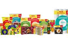 Pandemic-Friendly Grocery Savings Packs - Continente's Pack Poupança Provides Everyday Essentials