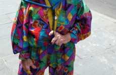 Eccentric Elderly Fashion