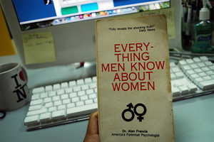 'Everything Men Know about Women' Makes a Cheeky Gift Idea