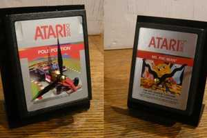 Can't Afford em Crafts Designs Recycled Gaming Cartridge Clocks