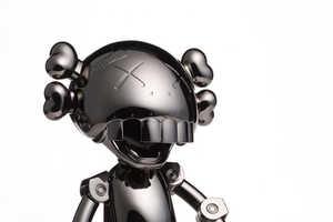 OriginalFake by KAWS & Hajime Sorayama is Fierce Yet Goofy
