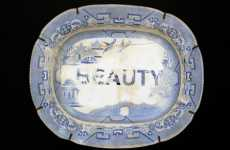 Antique Plates Get a Surprising Makeover by Karen Ryan