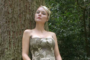 Brides Get Ready for a War in Camo Wedding Dresses