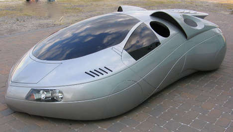 Futuristic Car Customizations