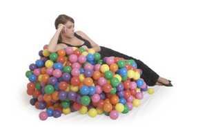 FUNature Creates Furniture Made of Colorful Ball-Pits