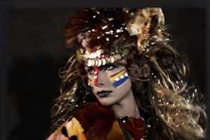 'Global Tribes' Features Feathers, Headdresses & Fur