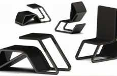 Flip-Over Furniture - You'll Flip for Joven De La Vega's 2-in-1 Chair Desk