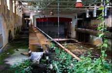 23 Glamorizations of Abandonment - From Abandoned Banks and Houses to Trains