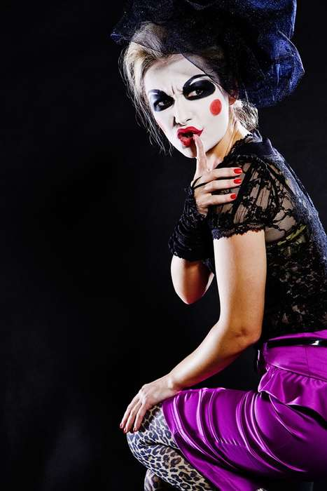 Circus Nightmare Photography