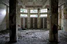 Dilapidated Hospital Photography - Reiss Cleal Captures the Abandoned Severalls Mental Hospital
