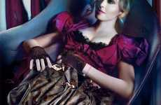Fashion Bunny Ears - Madonna for Louis Vuitton A/W 2009-10 Campaign
