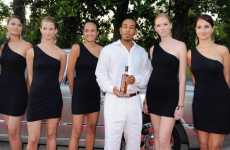 Rapper Cognac - Ludacris Adds to the Celebrity Liquor Market With Conjure