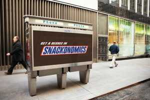 Snickers Creates New Words For Delicious Ad Campaign