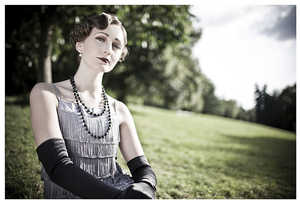 Philip Schulte Goes 'Back in Time' to the 1920s