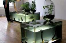 30 Amazing Aquariums - From Mini Indoor Ecosystems to Giant Bathtub Fish Tanks