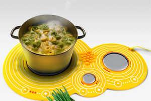 The 'Cooka' Resembles a Table Mat