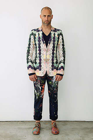 Modern Art Menswear